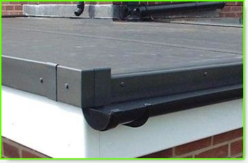 Rubber Roofing, Used Commercially For Many Years, Is Now Being Used On More  And More Residential Projects. Properly Installed, A Rubber Roof Can Solve  Even ...